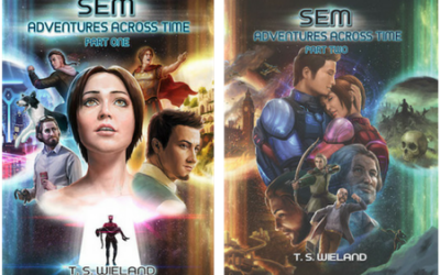 Chapters One Through Three of Sem Adventures Now Available!